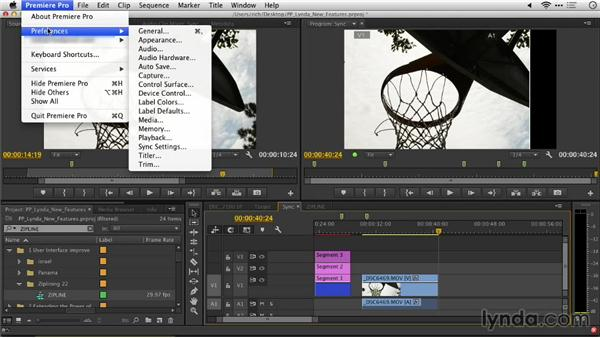 Set focus to the Timeline after inserting or overwriting edits: Premiere Pro: Creative Cloud Updates