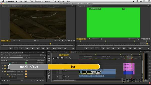 Copy, Cut, and Clear work on in and out points: Premiere Pro: Creative Cloud Updates