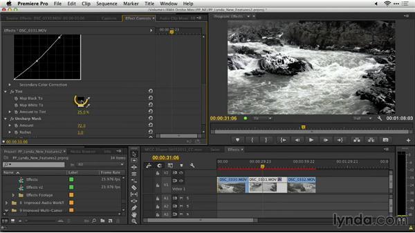 Reset individual properties: Premiere Pro: Creative Cloud Updates
