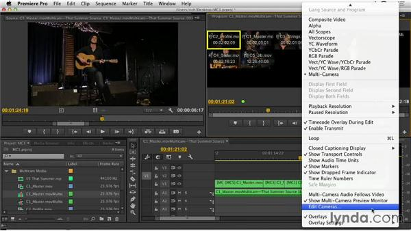 Rearranging multicamera angles: Premiere Pro: Creative Cloud Updates