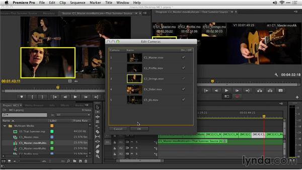 Multicamera Match Frame: Premiere Pro: Creative Cloud Updates