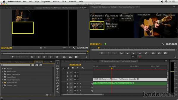 Multicamera effects: Premiere Pro: Creative Cloud Updates
