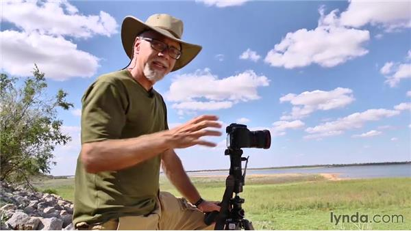 Setting up an HDR time lapse: The Practicing Photographer