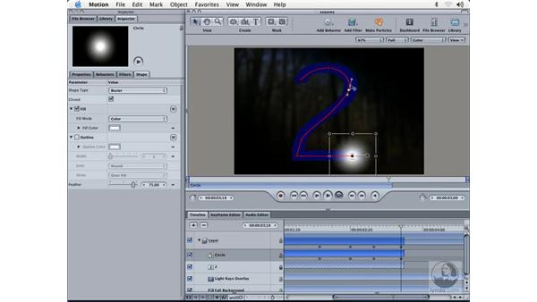 precise path animation: Learning Motion