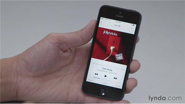 : iOS 7: iPhone and iPad Essential Training