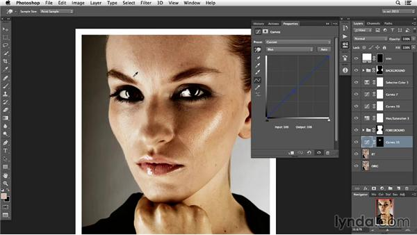 Beyond the usual clone stamp: Photoshop Retouching Techniques: Faces