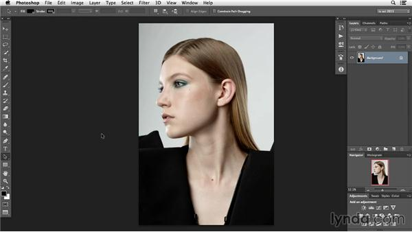 What you should know: Photoshop Retouching Techniques: Hair