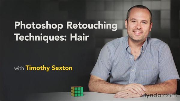 Next steps: Photoshop Retouching Techniques: Hair