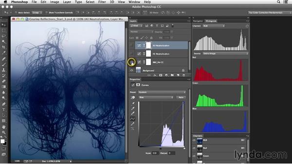 Welcome: Photoshop Color Correction: Creative Mood Adjustments
