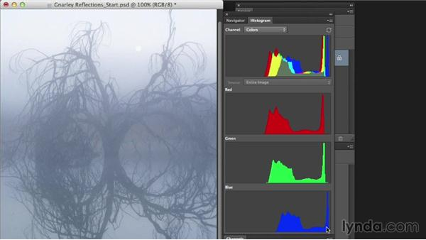 Image evaluation: Photoshop Color Correction: Creative Mood Adjustments