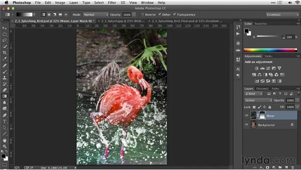 Select All, Deselect, and Reselect: Practical Photoshop Selections