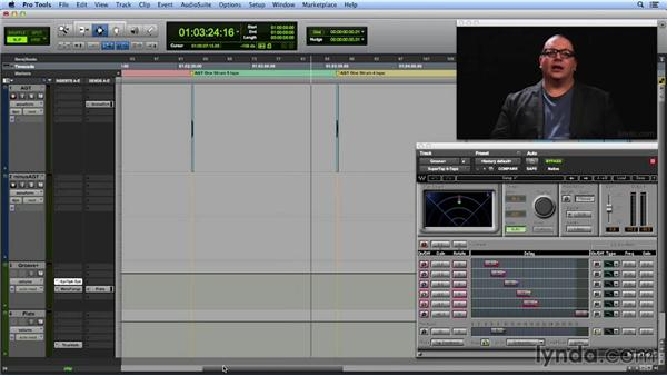 Establishing groove with long delays: Get In the Mix with Pro Tools
