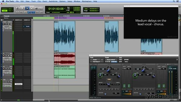 Double tracking: Get In the Mix with Pro Tools