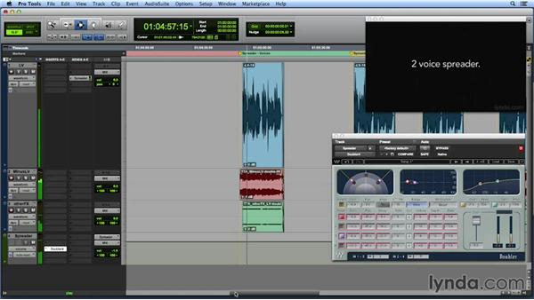 Spreaders and thickeners: Get In the Mix with Pro Tools