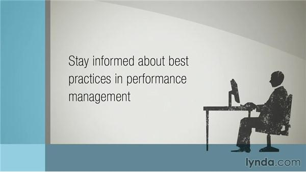 Managing the performance process: Management Fundamentals