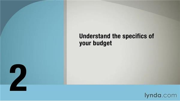 Managing budgets: Management Fundamentals