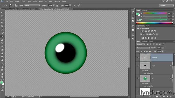 Creating and using custom brushes: Introducing Photoshop: Design
