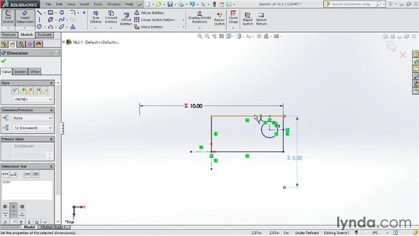 Working with complex calculations: SOLIDWORKS 2014 Essential Training