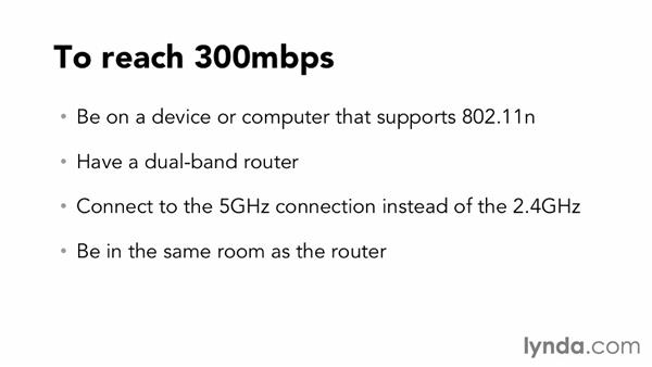 Setting up dual band speed on your router: Monday Productivity Pointers