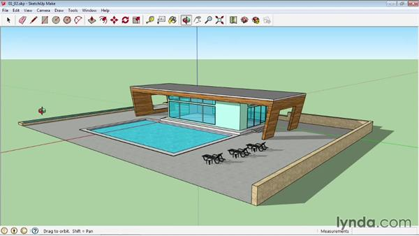 Introduction: SketchUp 2013 Essential Training