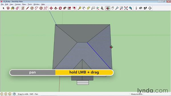 Advanced selection tools: SketchUp 2013 Essential Training