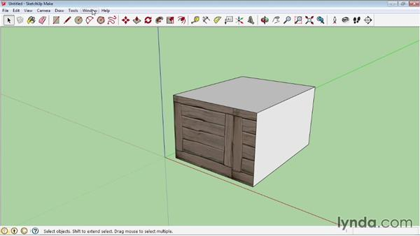: SketchUp 2013 Essential Training