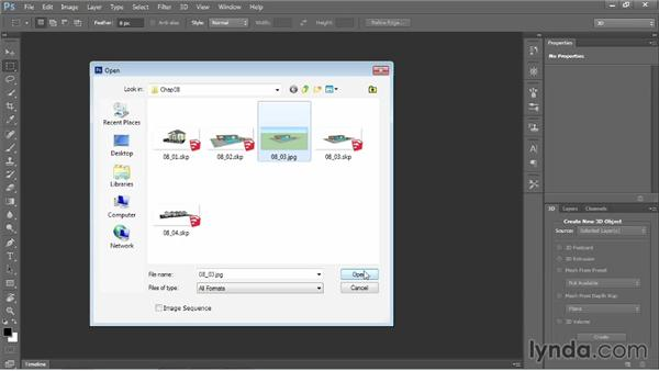 Exporting in 2D and 3D: SketchUp 2013 Essential Training