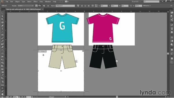 Aligning artwork to artboards: Introducing Illustrator