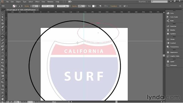 Combining and splitting paths: Introducing Illustrator