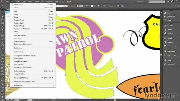 Scaling and rotating: Introducing Illustrator