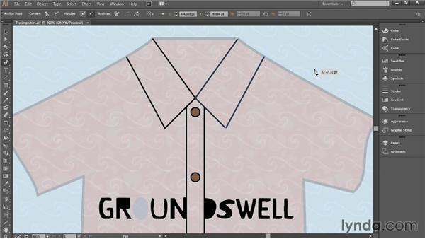 Using the Pen tool: Introducing Illustrator