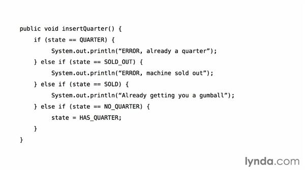 What is a state machine?: Foundations of Programming: Design Patterns