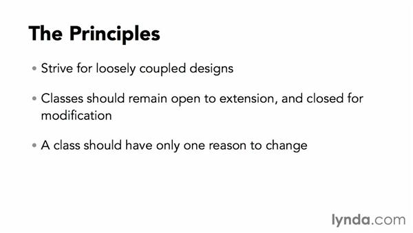 Looking at what we've done and where to go from here: Foundations of Programming: Design Patterns