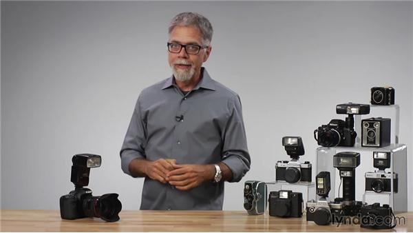 How flash works: Foundations of Photography: Flash