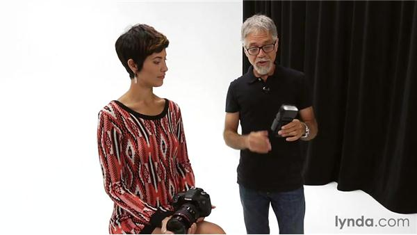 Why use an external flash?: Foundations of Photography: Flash