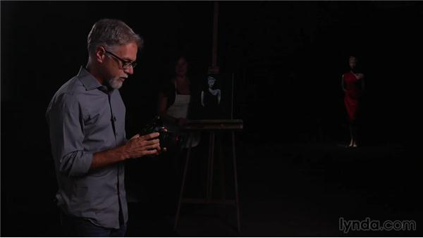 Using slow sync with flash: Foundations of Photography: Flash