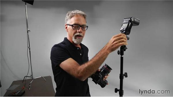 Building up to multiple flash units: Foundations of Photography: Flash