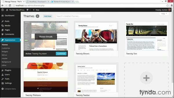 WordPress 3.8 New Features: WordPress 3.8 New Features