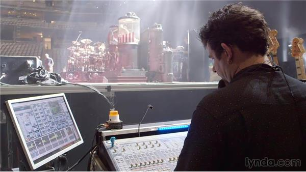 Line check overview: Making sure every line sounds as expected: Live Sound Engineering Techniques: On Tour with Rush