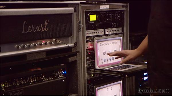 Guitar world: Getting the Alex Lifeson guitar sound: Live Sound Engineering Techniques: On Tour with Rush
