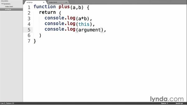 Welcome: JavaScript: Functions