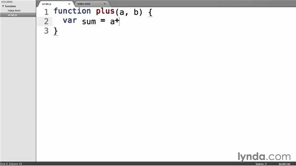 What are functions?: JavaScript: Functions