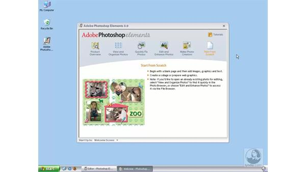 What is Elements 3?: Photoshop Elements 3 Essential Training