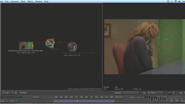 Deep compositing with ConnectFX: Smoke 2013 Essential Training