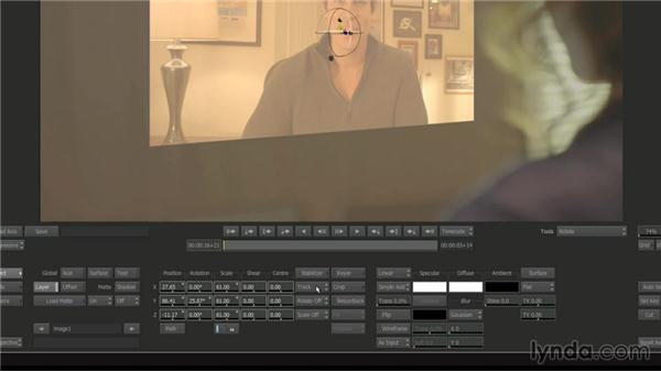 Motion tracking in Axis: Smoke 2013 Essential Training