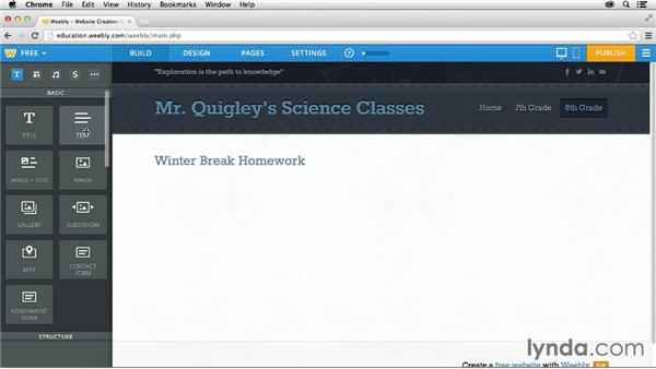 Upload assignments: Teacher Tips