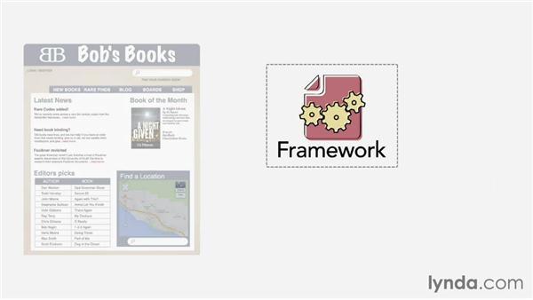 Frameworks and boilerplates: Web Technology Fundamentals