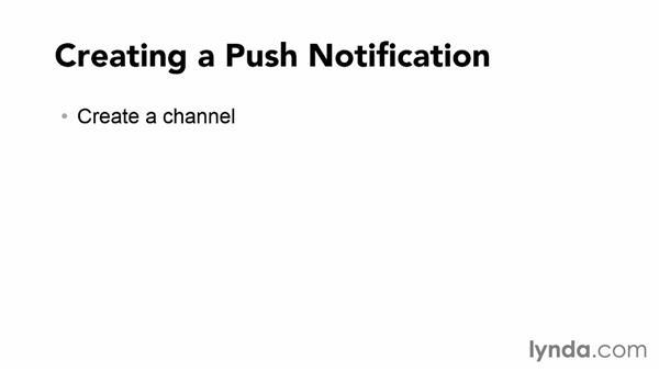 Understanding the Azure Push Notification API: Using Windows Azure with Windows Phone 8