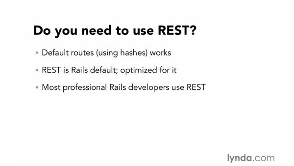 What is REST?: Ruby on Rails 4 Essential Training