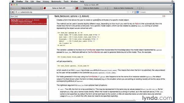 Next steps: Ruby on Rails 4 Essential Training